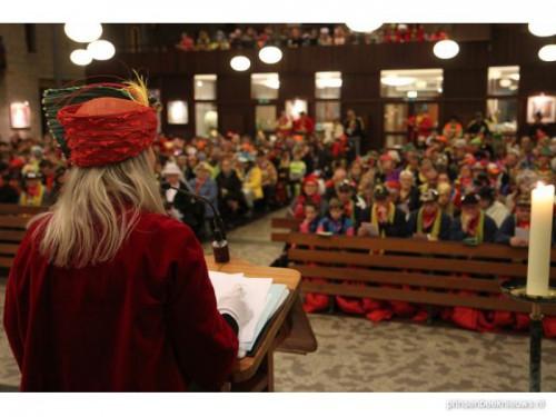Oproep koor Karnavalsgebedsdienst