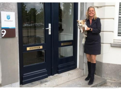 Nieuwe notaris in Prinsenbeek