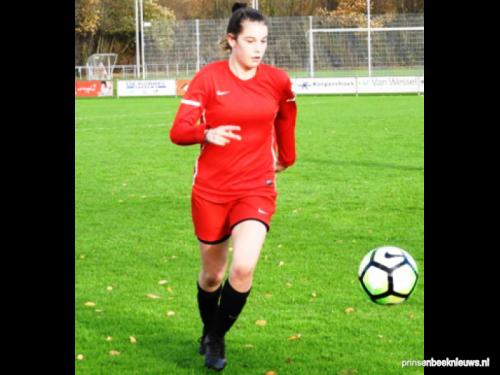 Kris van Vliet (16) naar PSV