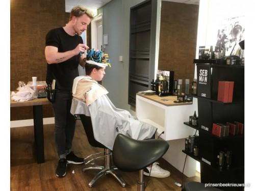 Barbier bij B'Challenge