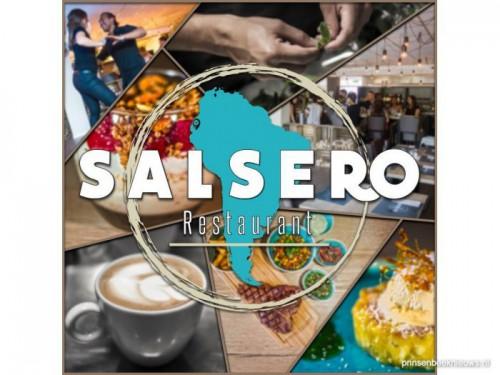 Salsero zoekt zelfstandig werkend kok/grillmaster