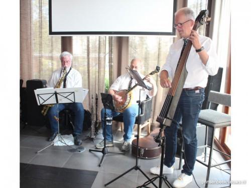 Jazztrio €ncore in De Nispenhoeve
