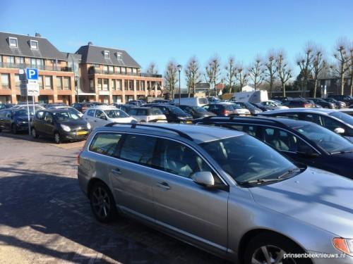 Onderzoek parkeerdrukte Markt