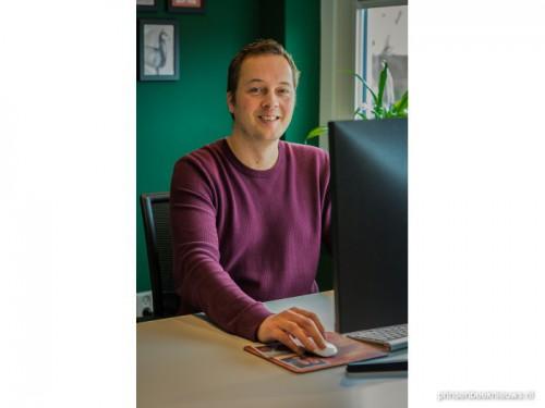Pepijn van Rijen - webdesigner/ programmeur