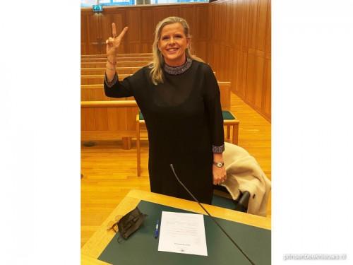 Anne-Marie Snel beëdigd notaris