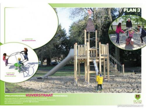 Dit wordt nieuwe speeltoestel park