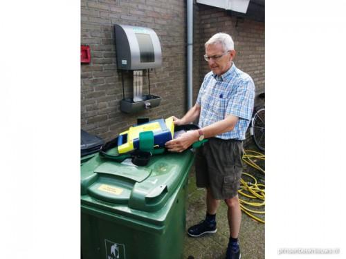 Beheer en onderhoud AED's naar gemeente