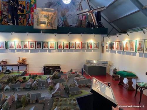 Rijf na half jaar open met expo over 48 prinsen
