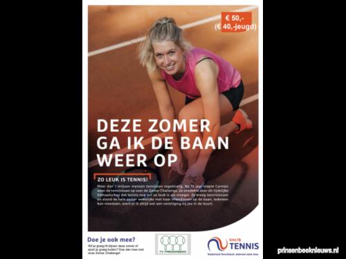Zomer Challenge TV Prinsenbeek