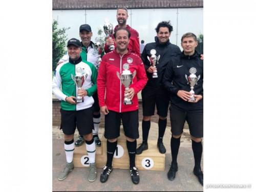 Opnieuw Nederlands kampioen Duo Footgolf