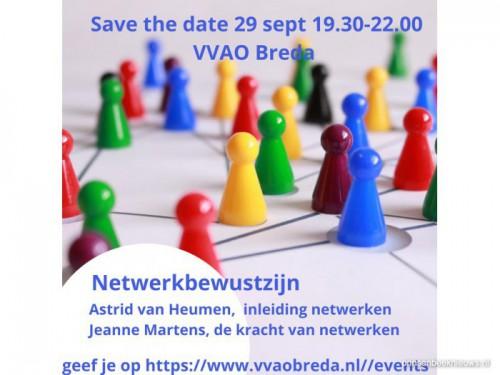 Bijeenkomst 'De kracht van netwerken'