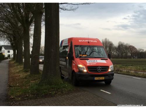 Buurtbus Prinsenbeek-Etten-Leur rijdt gewoon