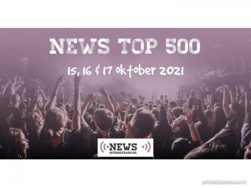 News Top 500 vrijdag van start