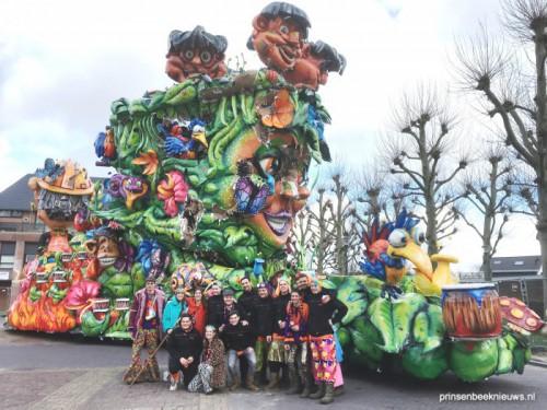 Dure bouwmaterialen: Kosten carnavals-wagens rijzen pan uit