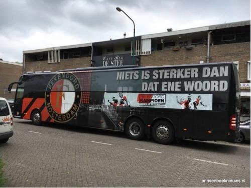 Afterparty in Prinsenbeek?